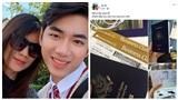 Dân tình nghi ngờ mẹ nuôi K-ICM mượn passport để khoe việc con trai nuôi đi du học?