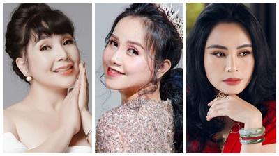 Những sao nữ Việt lên chức mẹ vợ sớm nhất showbiz