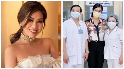 Qua cơn bạo bệnh, Rich kid Thảo Tiên tâm sự: 'Tôi quá may mắn khi được đưa về Việt Nam chữa trị kịp thời'