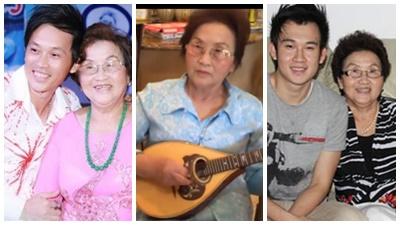 Mẹ Hoài Linh 82 tuổi vẫn minh mẫn đàn hát đầy chất nghệ sĩ cùng Chí Tài, dân mạng khen hết lời