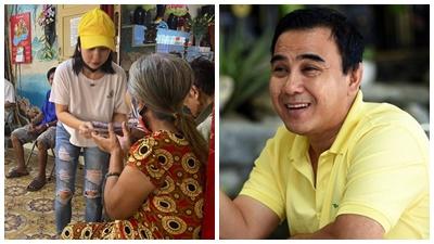 Đi làm từ thiện, Cát Phượng vô tình tiết lộ 'điều khó đỡ' ít ai ngờ của nam 'MC giàu nhất Việt Nam' Quyền Linh