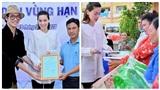 Hồ Ngọc Hà trao tặng hệ thống máy lọc nước tại Long An, cộng đồng mạng hết lời ca ngợi