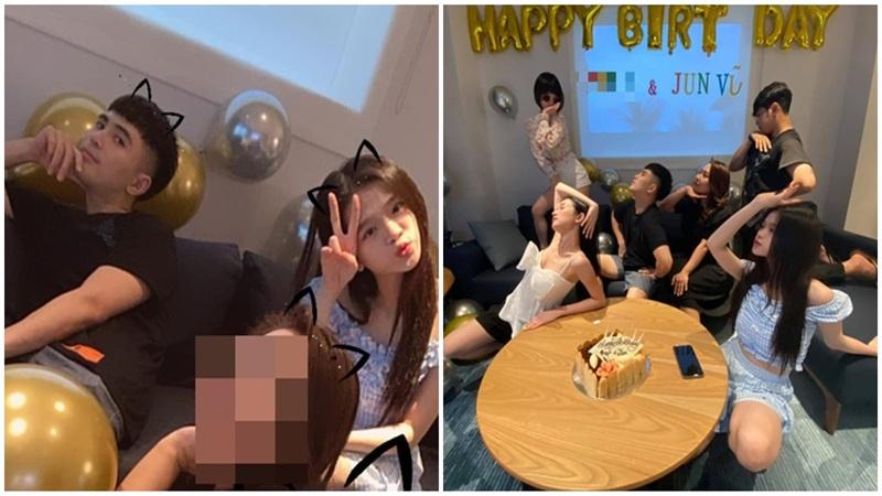 Giữa tin đồn hẹn hò, Will và Linh Ka công khai sánh đôi trong tiệc sinh nhật của Jun Vũ