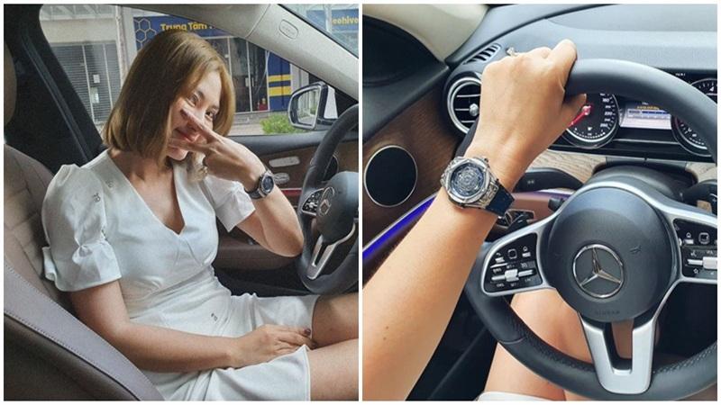 Cuộc sống hậu ly hôn: Ngọc Lan liên tục tậu nhà, mua xe nay lại 'mạnh tay' mua đồng hồ giá khủng