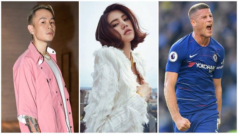 Ngoài rapper Binz, Hoa hậu người Việt tại Úc từng hẹn hò với ngôi sao của CLB Chelsea?