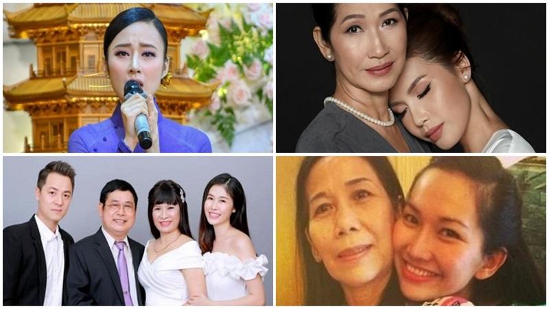 Mùa Vu Lan đến, sao Việt nói gì với cha mẹ mình?