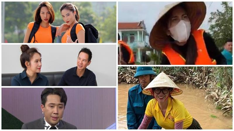 Sao Việt hướng về khúc ruột miền Trung, quyên góp cả chục tỷ đồng