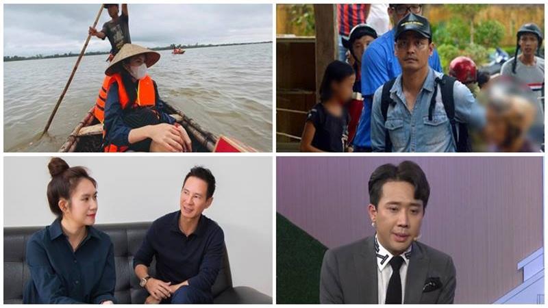 Kỷ lục sao Việt kêu gọi quyên góp từ thiện: 'Khủng' nhất là Thuỷ Tiên, Phan Anh