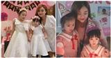 Vợ cũ tổ chức sinh nhật cho con gái, Hoài Lâm tiếp tục vắng bóng