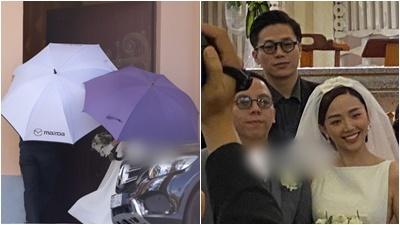 Đám cưới Tóc Tiên - Hoàng Touliver tổ chức bí mật, bảo vệ nghiêm ngặt, quản lý lên tiếng giải thích
