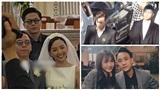 Dàn sao Việt đình đám tham dự đám cưới bí mật của Tóc Tiên - Hoàng Touliver