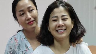 Ốc Thanh Vân xót xa chia sẻ về những ngày tháng cuối đời của Mai Phương: Rất nhiều điều rối ren không thể nói hết được!