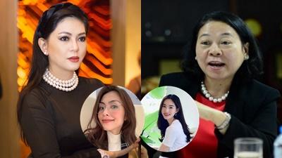 Hội những bà mẹ chồng xinh đẹp - quyền lực - giàu có của sao Việt
