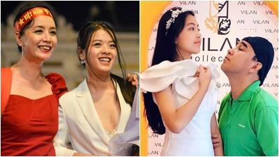 Loạt 'cậu ấm, cô chiêu' của sao Việt 'dậy thì thành công': Con gái Quyền Linh, Chiều Xuân xinh đẹp như hoa hậu