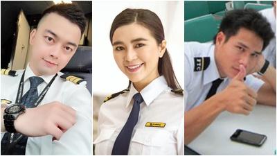 3 sao Việt rời bỏ hào quang showbiz để theo đuổi sự nghiệp phi công bây giờ ra sao?