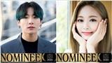 Jungkook (BTS) và Tzuyu (TWICE) tiếp tục lọt Top đề cử 100 gương mặt đẹp nhất 2020
