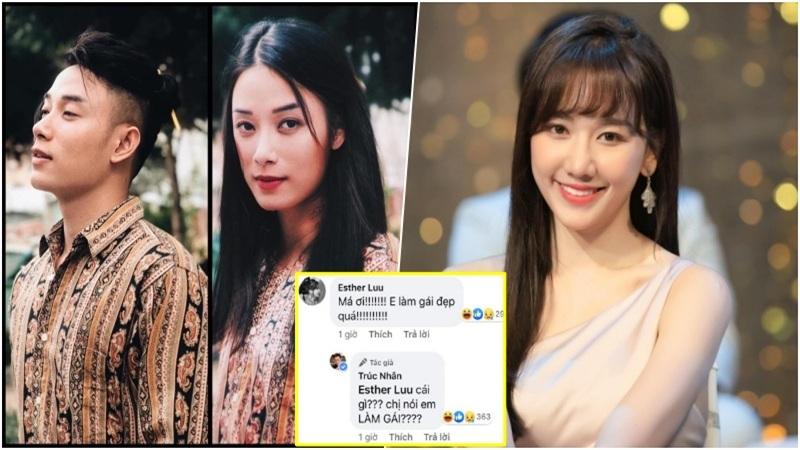 Trúc Nhân theo trend 'chuyển giới', Hari Won khen đẹp nhưng dùng từ khiến ai nấy 'hết hồn'