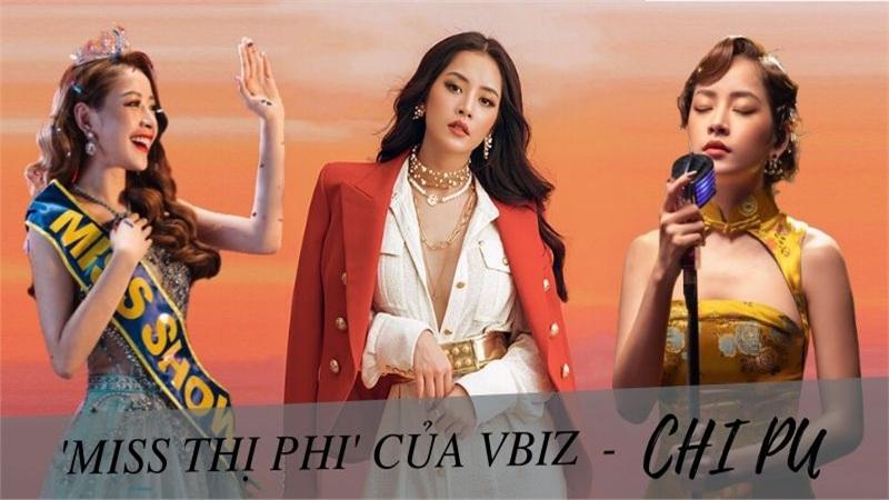 Chi Pu - 'Miss thị phi' mới của showbiz Việt?