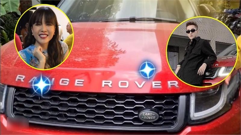 Thiều Bảo Trâm lái siêu xe của Sơn Tùng M-TP đi quay show?