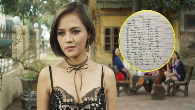 Thu Quỳnh công khai bảng giá 'đi khách' hồi còn ở Thiên Thai, không hổ danh 'vơ đét' My Sói một thời