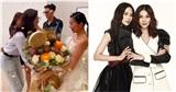 Dàn học trò The Face hội ngộ mừng sinh nhật lần thứ 37 cho Thanh Hằng, Nam Anh tiếp tục vắng mặt