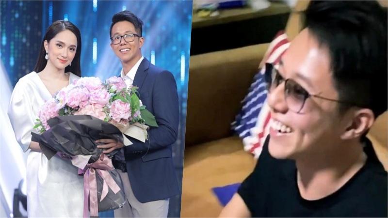 Động thái đầu tiên của Matt Liu: Đăng clip cười hạnh phúc khi thành đôi với Hương Giang