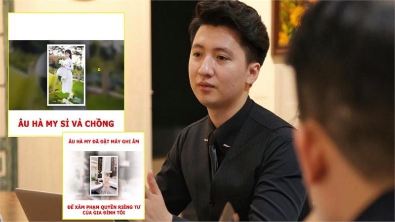Nguyễn Trọng Hưng bất ngờ tung thêm bằng chứng Âu Hà My dựng chuyện, tuyên bố quyết đưa mọi thứ ra ánh sáng