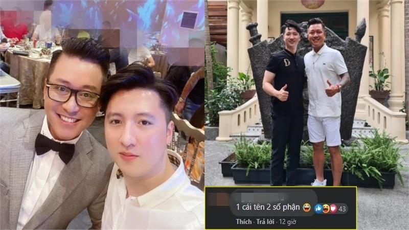 Đăng ảnh chụp cùng Tuấn Hưng, Trọng Hưng bị cư dân mạng cà khịa: 'Một cái tên, hai số phận'