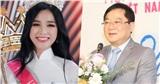 Tân Hoa hậu Việt Nam Đỗ Thị Hà chính thức đáp trả tin đồn là họ hàng thân thiết của trưởng BTC Hoa hậu