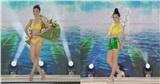 Chung kết Hoa khôi Du lịch Việt Nam 2020: Phần thi bikini của các thí sinh bị chê, vướng tranh cãi
