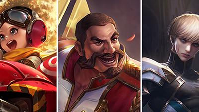 Liên Quân Mobile: Garena gây sốc đầu năm 2020, game thủ lại nhận FREE 6 tướng siêu dễ