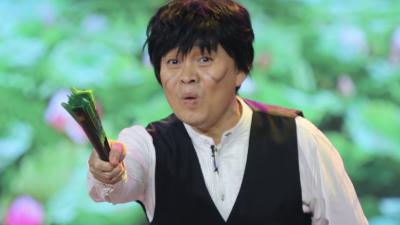 'Để Chí chửi cho mà nghe': Bản parody cười ngất của 'Chí Phèo' Xuân Hinh trong 'Gặp nhau cuối năm'