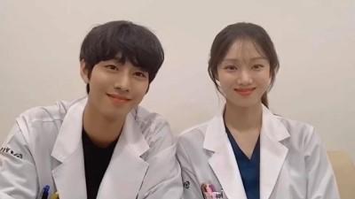 Mừng 'Người thầy y đức 2' chạm mốc rating kỉ lục, Lee Sung Kyung tung quà bất ngờ tặng fan