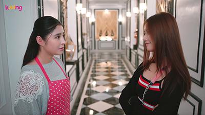 'Bỉ ngạn hoa' tập 27 - 28: Nữ phụ 'mặt dày' chuyển tới sống cùng Tống Uy Long, công khai tuyên chiến với Lâm Duẫn