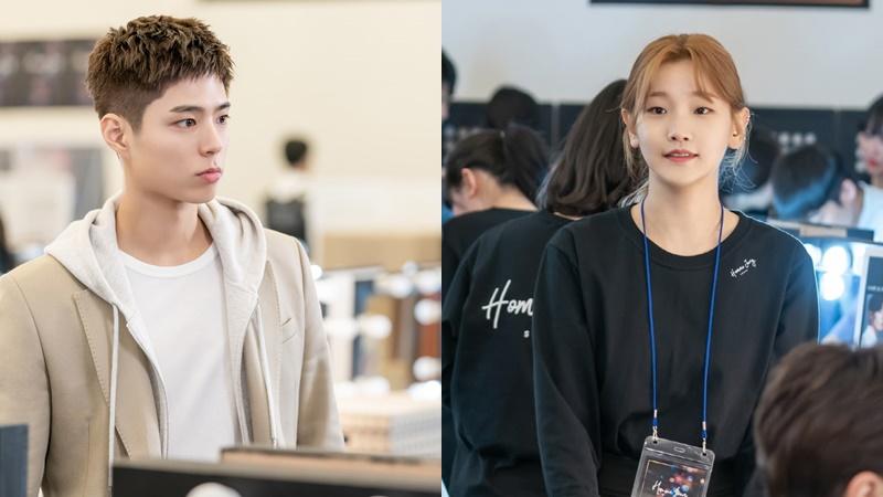 Fan phát sốt trước still cut 'Record of Youth': Park Bo Gum quá đẹp trai, Park So Dam quá đáng yêu!