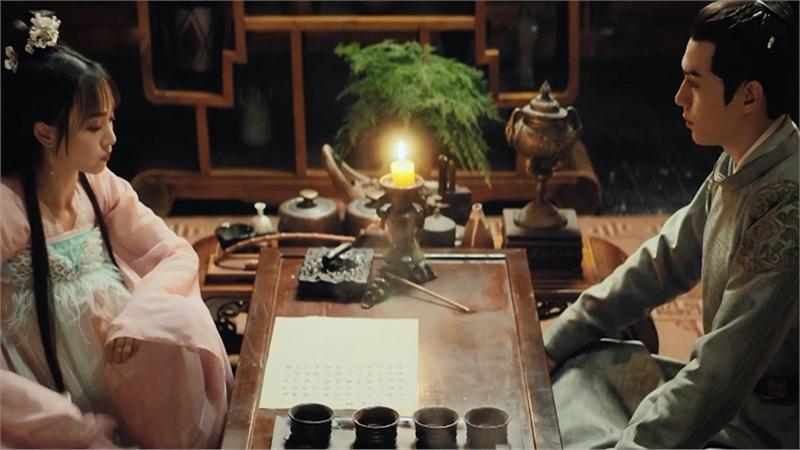 'Thâu tâm họa sư' tập 6: Lý Hoằng Bân kiên quyết xin cưới Hùng Hi Nhược, hợp đồng hôn nhân chính thức ra đời