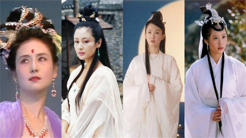 Điểm lại những nàng Hằng Nga tuyệt sắc trên màn ảnh Hoa ngữ nhân dịp tết Trung Thu