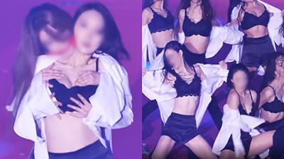 Concert của PSY bị chỉ trích gay gắt khi các vũ công nữ ăn mặc quá gợi dục