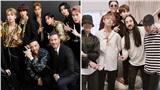 Top 10 phần kết hợp của idol Kpop với sao quốc tế do netizen bình chọn: BTS đứng đầu!