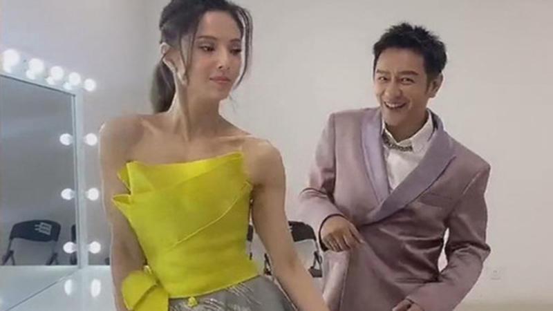'Vương Ngữ Yên' Lý Nhược Đồng tái hợp 'Đoàn Dự' Trần Hạo Dân quẩy cực sung trên nền nhạc phim 'Mắt biếc'