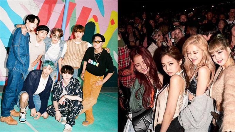 BTS khiến dân tình thán phục khi bị hỏi khó về màn collab của Black Pink và Lady Gaga
