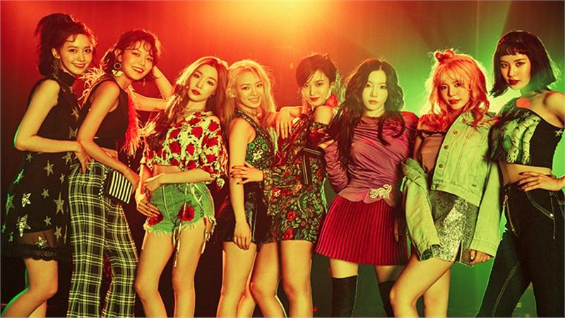 Chẳng cần comeback, SNSD vẫn chiếm trọn ngôi vương trên BXH girlgroup nổi tiếng nhất Weibo