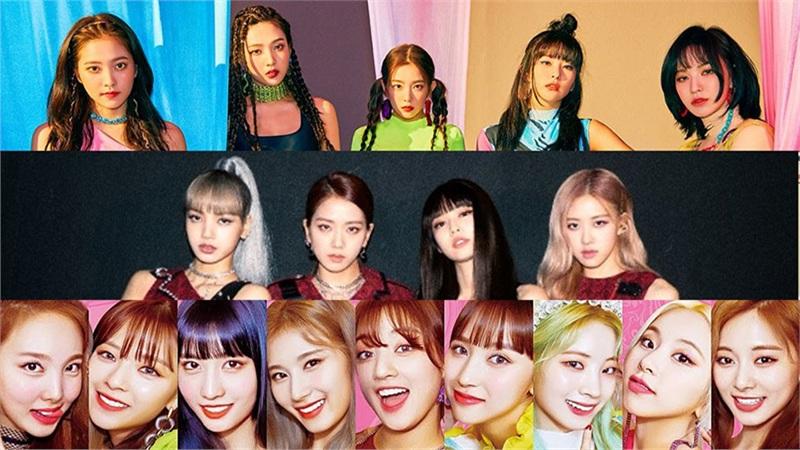 Bài hát biểu tượng của bộ ba hủy diệt Twice - Black Pink - Red Velvet: Không phải cứ thành công nhất là sẽ được Knet chọn lựa