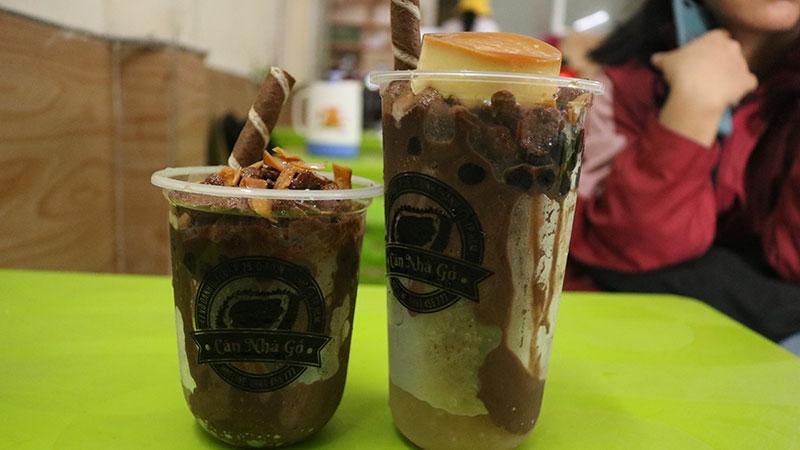 Khám phá món milo dầm 'siêu topping' tại chè kem Tottochan phiên bản Sài Gòn