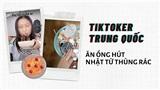TikToker triệu view bị chỉ trích gay gắt khi tung clip ăn ống hút nhặt từ thùng rác