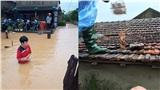 Thuê thuyền vào vùng ngập sâu cứu trợ người dân, đoàn thiện nguyện bức xúc khi gặp phải nhà thuyền hét giá 6 triệu/chuyến