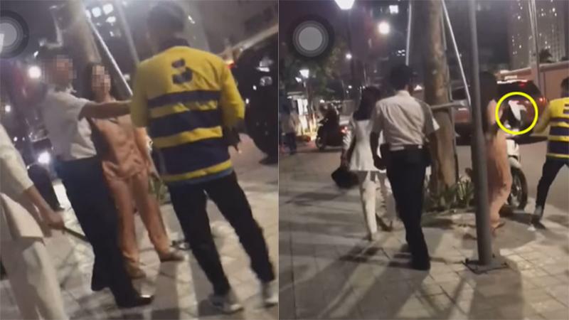 Xôn xao clip 2 phụ nữ lái Mercedes đến đón con trễ, còn đánh tài xế công nghệ vì cằn nhằn chuyện vứt tiền 'tip' xuống đất
