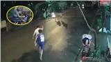 Chiếc xe máy 3 lần bị trộm ghé thăm, gia đình phối hợp rượt đuổi khiến tên trộm cắm đầu tháo chạy