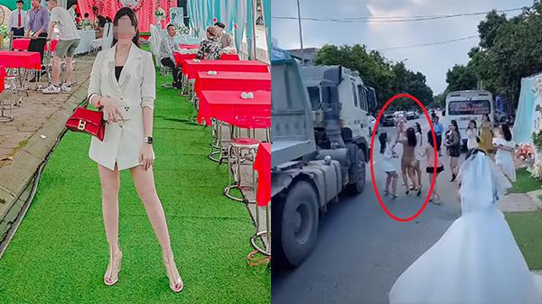 Cô gái chụp hụt hoa cưới kể lại giây phút kinh hoàng khi thoát chết trước đầu xe tải: 'Chút nữa thôi là toang'