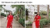 Chàng trai 'khoe' thói quen dễ thương của bác gái mỗi lần đăng ảnh lên mạng: Ai bí caption có thể học tập
